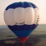 balon v.č. 018