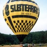 balon v.č. 037