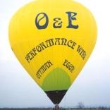balon v.č. 038