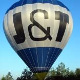 balon v.č. 454