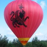 balon v.č. 455