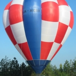 balon v.č. 457