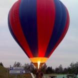 balon v.č. 477