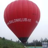balon v.č. 495
