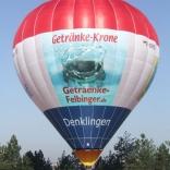 balon v.č. 502