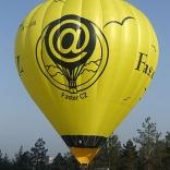 balon v.č. 504