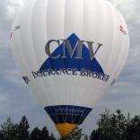 balon v.č. 507