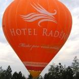 balon v.č. 519