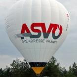 balon v.č. 523