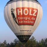 balon v.č. 535