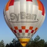 balon v.č. 536