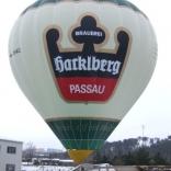 balon v.č. 537