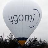 balon v.č. 554