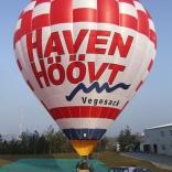 balon v.č. 557