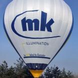balon v.č. 562
