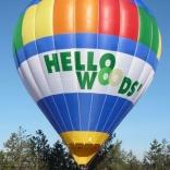 balon v.č. 579