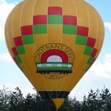 balon v.č. 580