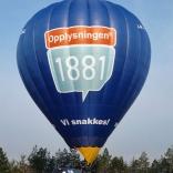 balon v.č. 582