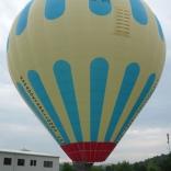 balon v.č. 585