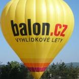 balon v.č. 586