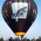 balon v.č. 587