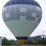 balon v.č. 606