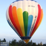 balon v.č. 618