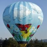 balon v.č. 620