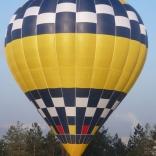 balon v.č. 645