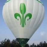balon v.č. 650