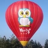 balon v.č. 651