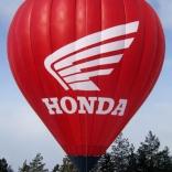 balon v.č. 654