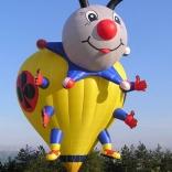 balon v.č. 663