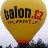 balon v.č. 666