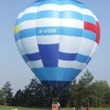 balon v.č. 673