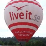 balon v.č. 675