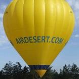 balon v.č. 678