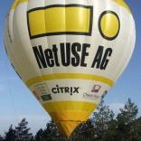 balon v.č. 683