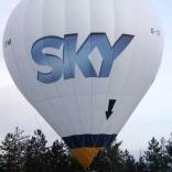balon v.č. 686