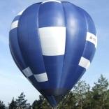 balon v.č. 687