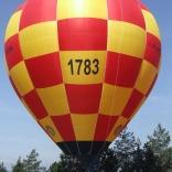 balon v.č. 689