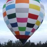 balon v.č. 693