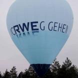 balon v.č. 695