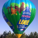 balon v.č. 698