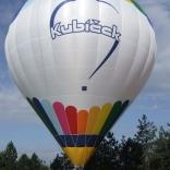balon v.č. 707