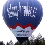 balon v.č. 713