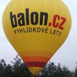 balon v.č. 734