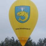 balon v.č. 738