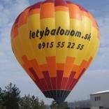 balon v.č. 741