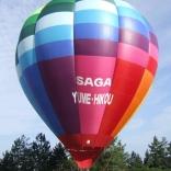 balon v.č. 784